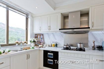 简欧厨房装修效果图,给你别样的烹饪体验