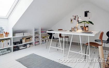 阁楼装修效果图,改造出不一样的空间
