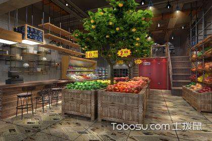 小型水果店装修设计,小型水果店装修设计技巧
