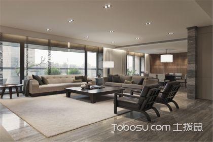 简约客厅装修效果图片中所体现的现代简约美