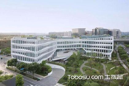 办公楼立面,办公楼里面如何设计才能独具特色