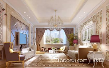客厅装修效果图,2018最流行的客厅设计