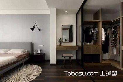 卧室与衣帽间隔断图片,卧室与衣帽间隔断应该这样设计
