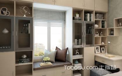 卧室飘窗怎么设计好看?最流行的飘窗设计