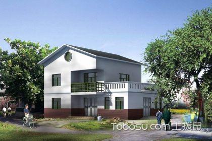 農村二層房屋設計圖,農村二層房屋如何設計
