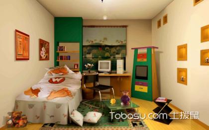 儿童房颜色搭配风水,你选对颜色了吗?
