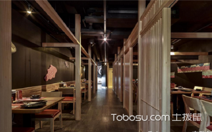 40平小餐馆装修效果图,小餐馆如何装修呢?