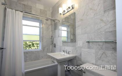 卫生间干湿分离,浴帘还是玻璃隔断