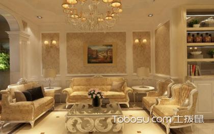 简欧沙发背景墙,别出心裁的空间设计