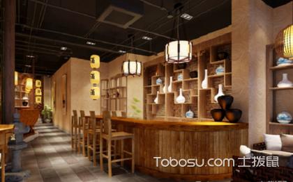 小饭店简单装修效果图,个性的小饭店设计