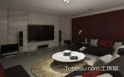 别墅地下室装修实景图,与众不同的空间设计