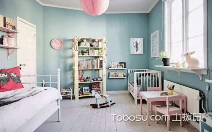 儿童房颜色选择技巧,儿童房装修哪种颜色好