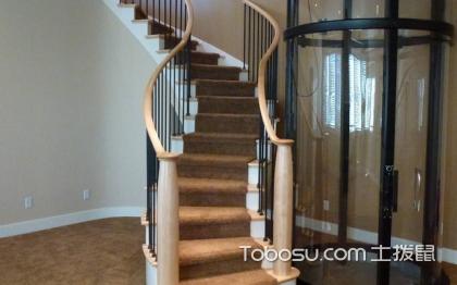 阁楼楼梯装修效果图,造型不同魅力不同