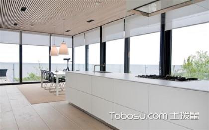 长方形厨房装修效果图,最具有人气的空间设计