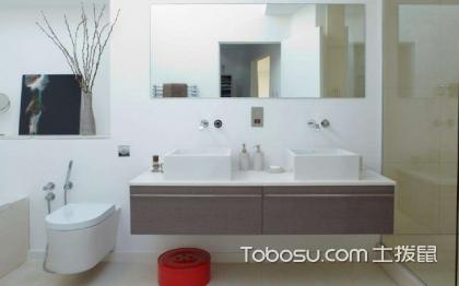 卫浴家具装饰攻略:浴室柜设计方法
