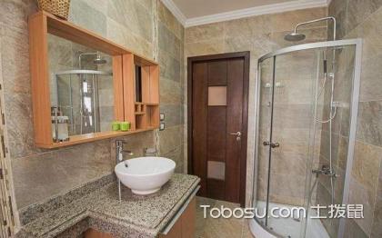 卫浴门风水禁忌,好的设计很重要
