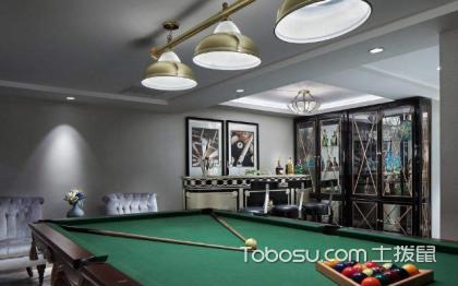 别墅地下室装修方案,与众不同的空间设计