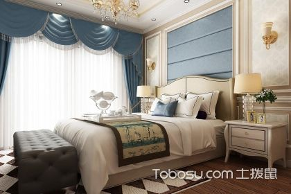 歐式臥室裝修效果圖,歐式風格臥室有什么特點