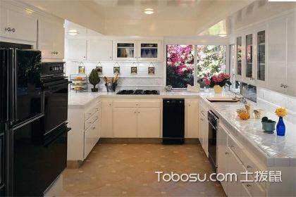 厨房装修效果图,这么美的厨房设计还不快快学起来!