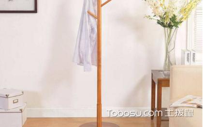 卧室落地挂衣架,材质和选购简介