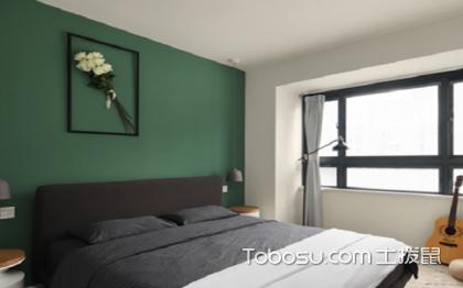 北欧风格小户型卧室,高品质的卧室打造