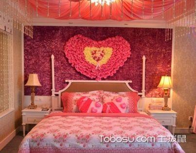 婚房卧室装修效果图,最实用的搭配方案