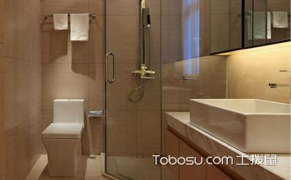 卫生间小应该怎么装修?最小卫生间装修效果图介绍