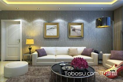 沙发背景墙应该如何设计?一定要关注的几个要点