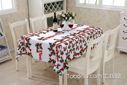 什么材质的家用桌布好?教你如何挑选到合适的餐桌布