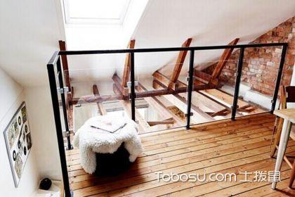小阁楼设计效果图大全赏析,给自己一个美好空间