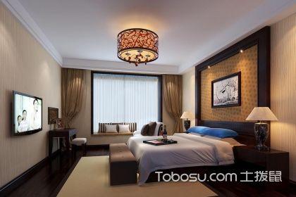 中式臥室裝修效果圖,中式風格臥室裝修的特點
