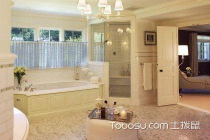 卫生间门装修效果图,卫生间的门有哪些类型