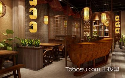 餐館裝修效果圖,最合適的餐館設計方案