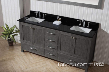 衛浴柜效果圖,讓你擁有時尚的衛浴空間