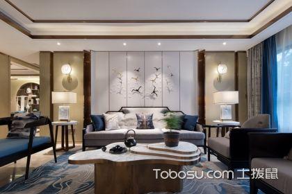 2018新中式风格设计案例,禅意空间是你想要的格调