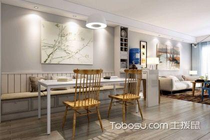 2018客厅和餐厅隔断图片,教你如何巧妙设计家居空间