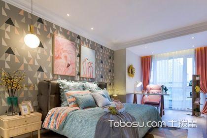 卧室窗帘2018最新效果图欣赏,你的时尚美好家居生活