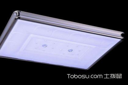 长方形吸顶灯怎么换灯泡,长方形吸顶灯的拆卸方法