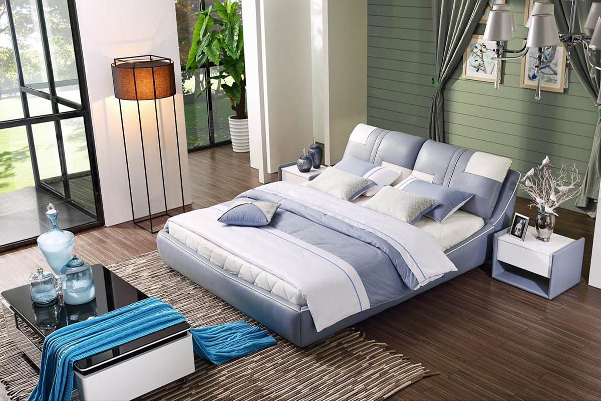 卧室床摆放禁忌知识介绍,正确摆放带来家居好风水