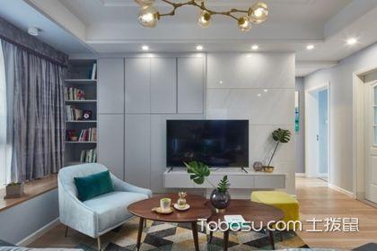 89平米北欧风格装修案例,打造有品位的家居空间