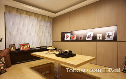 榻榻米客厅如何设计?小户型最合适的选择