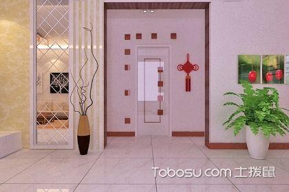 入户门正对卫生间隔断设计,四种隔断帮你完美化解户型尴尬