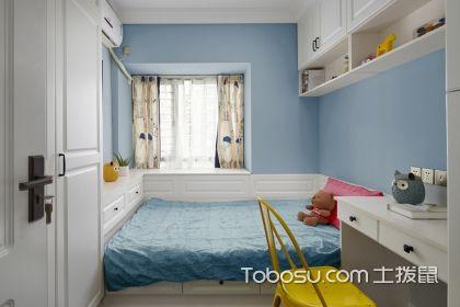 榻榻米窗户窗帘图片欣赏,好窗帘可让卧室大放异彩