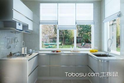 小厨房橱柜效果图大全,如何挑选小厨房的橱柜