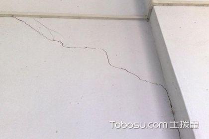 墙壁有裂缝怎么办?室内墙壁裂缝处理方法