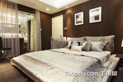 2018最新卧室墙面装潢,悦目的卧室墙面应当这样设计