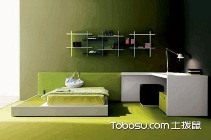 女兒童房間布置效果圖,好看的女兒童房間這樣設計