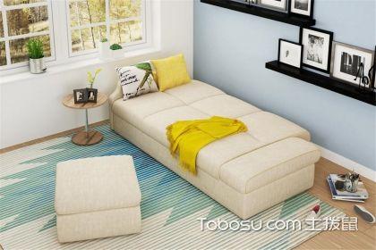 小戶型多功能沙發床效果圖,快看看哪款值得入手