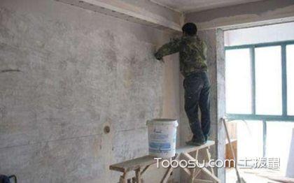 墙面抹灰的正确方式,这样做墙面想不平整都难