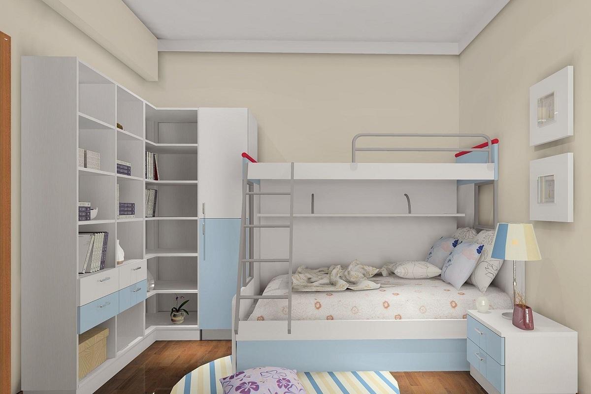 儿童卧室颜色有哪些风水禁忌,儿童卧室颜色风水常识